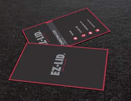#44 for Design some Business Cards for EZ-LID by rohitnav