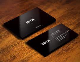 IllusionG tarafından Design some Business Cards for EZ-LID için no 15