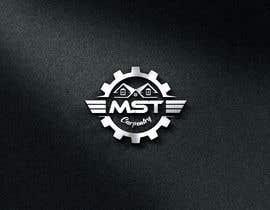 Rajmonty tarafından Logo design - MST CARPENTRY için no 50