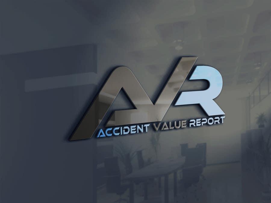 Bài tham dự cuộc thi #74 cho Design a Logo for Accident Value Report