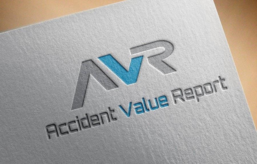 Bài tham dự cuộc thi #39 cho Design a Logo for Accident Value Report