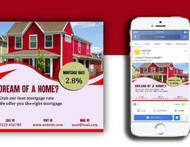 #67 for Build Me 2 Facebook Ads to attract New Home Buyers and a Retargeting Ad to Keep them coming. af ferdous94