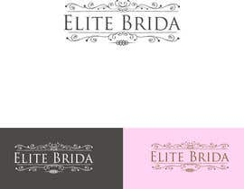 "#18 pentru Logo design for a bridal boutique called ""Elite Bridal"" de către muhhusniaziz"