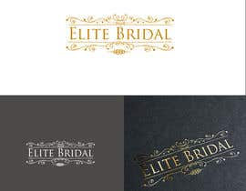 "#64 pentru Logo design for a bridal boutique called ""Elite Bridal"" de către muhhusniaziz"