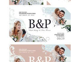 #33 for Design template for wedding solution by LautIdea