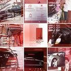 Graphic Design Inscrição do Concurso Nº39 para Design an Instagram puzzle template + brand kit for a Car Detailing business