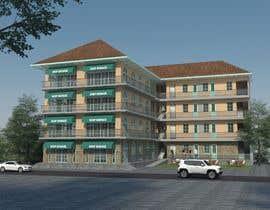 #31 cho 3 D Elevation for a Commercial Building bởi priyatnadp