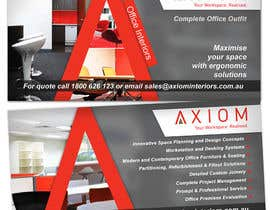 #5 for Flyer Design for DL Card, Relocating/Refurbishing by creationz2011