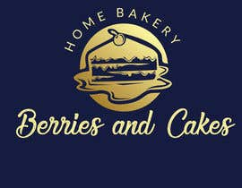 #53 for Logo design for home bakery af Emmanuelraju777