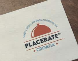 Nro 5 kilpailuun Create a logo for a blog with restaurant & bar reviews - PLACERATE käyttäjältä shadmanmirza503