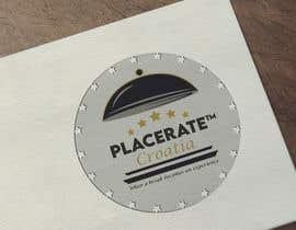 Nro 63 kilpailuun Create a logo for a blog with restaurant & bar reviews - PLACERATE käyttäjältä shadmanmirza503