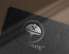 Nro 59 kilpailuun Create a logo for a blog with restaurant & bar reviews - PLACERATE käyttäjältä hdeepbuttar