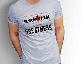 "#161 untuk ""Greatness Awaits You!"" T-Shirt Design oleh mdzahingiralam4"