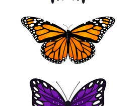 #50 for Need Butterfly Designed by pjanu