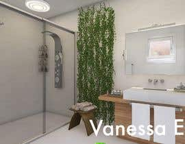 #38 para Master bathroom design por vanegle