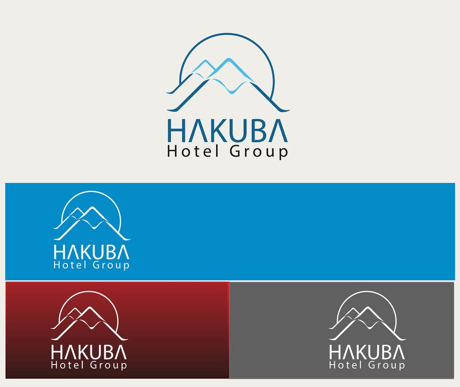 Proposition n°108 du concours Logo Design for Hakuba Hotel Group