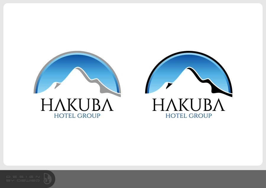 Proposition n°80 du concours Logo Design for Hakuba Hotel Group