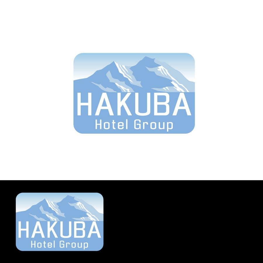 Proposition n°70 du concours Logo Design for Hakuba Hotel Group