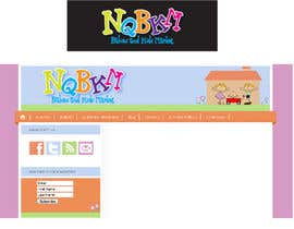 #35 para Logo Design for NQBKM por dirak696