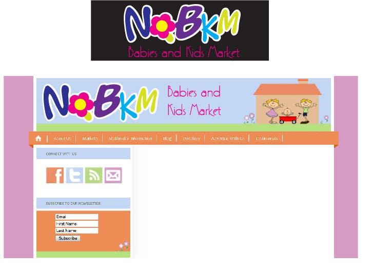 Proposition n°                                        36                                      du concours                                         Logo Design for NQBKM