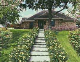 #9 for Front Modern Landscape Design by edna1706