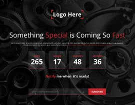 "#67 za Design & Install a One page WordPress and Facebook  Page ""Coming Soon"". od mstsurminakter"