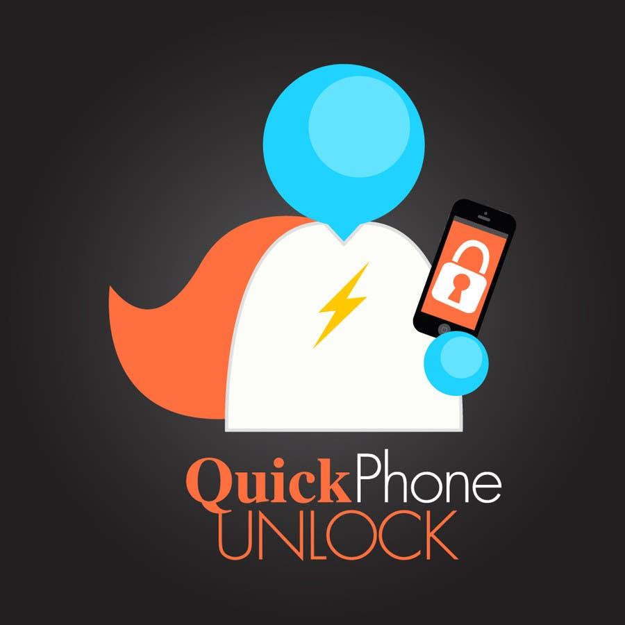 Inscrição nº                                         23                                      do Concurso para                                         Logo Design for Cellphone Unlocking Company