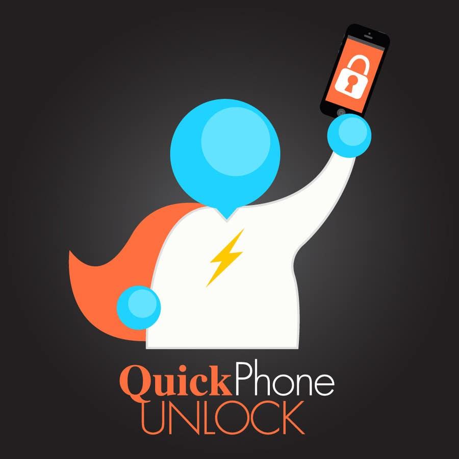Inscrição nº                                         24                                      do Concurso para                                         Logo Design for Cellphone Unlocking Company