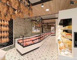 #66 for Butcher shop af Dreamscape956