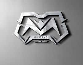 Nro 105 kilpailuun Car club logo käyttäjältä pensivecd