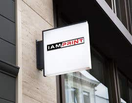 #13 for A powerful logo for I AM PRINT by MstParvinAktar