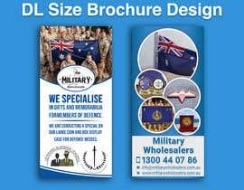 Nro 154 kilpailuun DL Size Brochure Design käyttäjältä TheCloudDigital