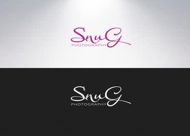 Nro 54 kilpailuun Design a Logo for Snug Photography käyttäjältä mariusadrianrusu