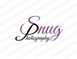 #83 for Design a Logo for Snug Photography by tlckaef231
