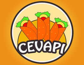 #113 untuk Food logo (cevapi) oleh Akapixel11