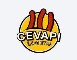 #99 untuk Food logo (cevapi) oleh Mujahith369