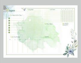 #26 for Design a calendar by jhonfrie