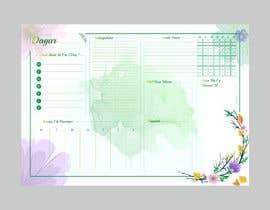 #34 for Design a calendar by jhonfrie