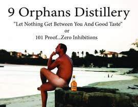#10 untuk 9 Orphans Distillery oleh greenequail