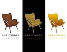 #45 for LOGO DESIGN - Hollywood furniture by japji369