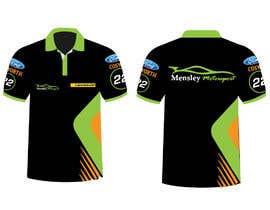 ZAKIR31121979 tarafından Motorsport Race Team Clothing Design için no 35