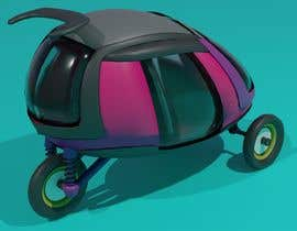 nº 25 pour Sexy 3D Electric Tricycle Rendering par robogsmcontact