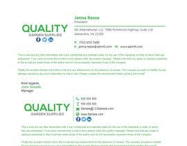 #154 cho Banner and email signature template needed. (check our theme and logo first) bởi kowsur777