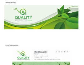 #40 cho Banner and email signature template needed. (check our theme and logo first) bởi hadildafirenz