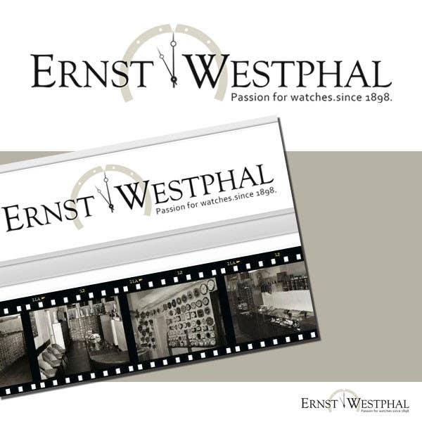 Inscrição nº 12 do Concurso para Logo Re-Design for Ernst Westphal