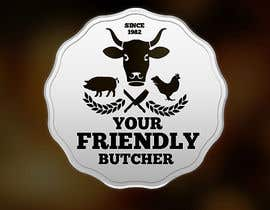 webbymastro tarafından Design a Logo for Your Friendly Butcher için no 25