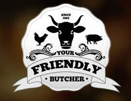 #30 cho Design a Logo for Your Friendly Butcher bởi webbymastro