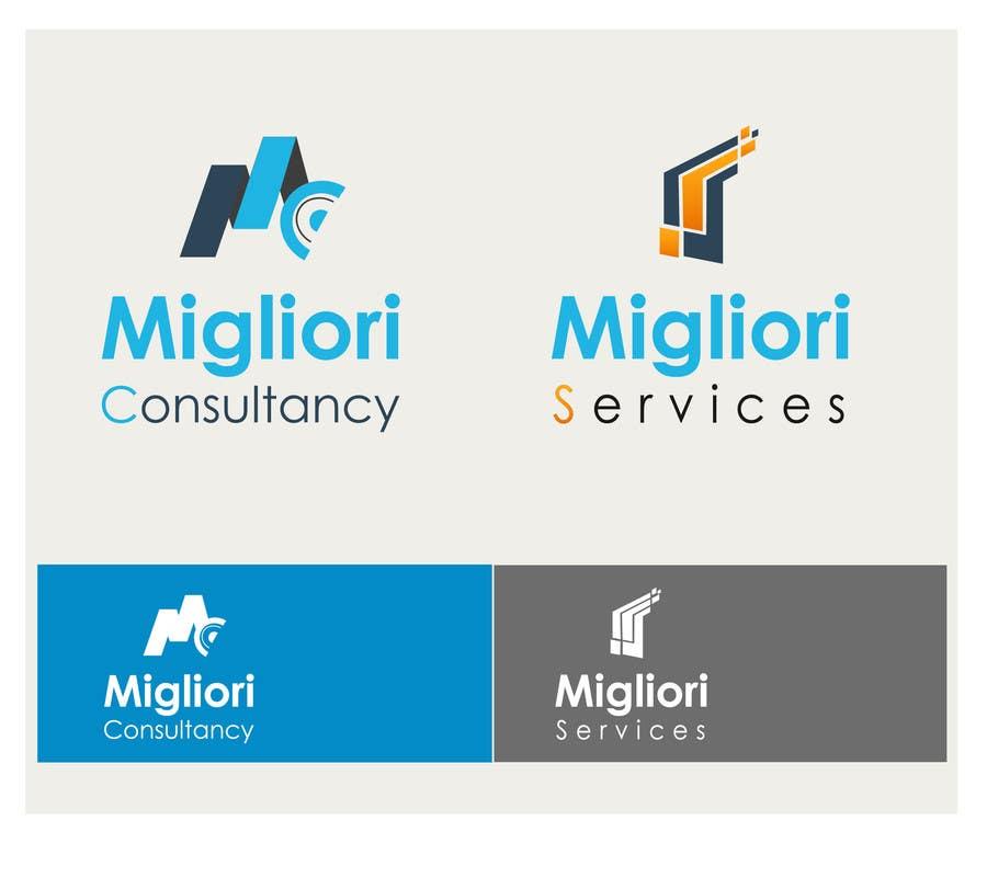 Contest Entry #                                        101                                      for                                         Logo Design for Migliori Services and Migliori Consultancy