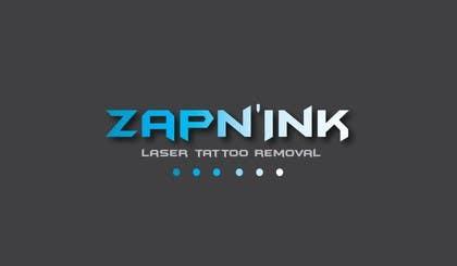 Nro 98 kilpailuun Design a Logo for Zapn'Ink Laser Tattoo Removal käyttäjältä sandrazaharieva