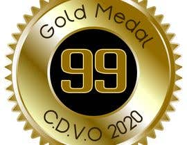 #15 untuk Design of points sticker for wine oleh luisraulag